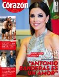 Eva Longoria on the cover of Hoy Corazon (Spain) - July 2014