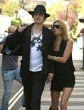 Pete Doherty and Katia de Vidas