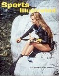 Mary Anderson on the cover of Sports Illustrated (United States) - November 1962