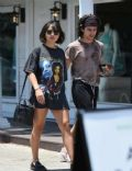 Stella Hudgens and Eric Unger