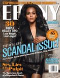 Kerry Washington on the cover of Ebony (United States) - March 2013