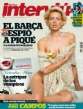 Natasha Alam on the cover of Interviu (Spain) - October 2010