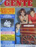 Gente Magazine [Italy] (24 October 1974)