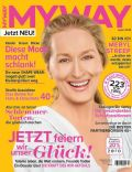 Meryl Streep on the cover of Myway (Germany) - April 2014