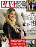 Bruno Gagliasso, Caroline Trentini, Giovanna Ewbank, Letícia Spiller, Luciana Gimenez, Sabrina Sato on the cover of Caras (Brazil) - August 2013