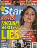 Angelina Jolie on the cover of Star (United States) - June 2011