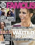 Victoria Beckham on the cover of Famous (Australia) - August 2010