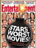 Angelina Jolie, Ben Affleck, Brad Pitt, Daniel Craig, Gwyneth Paltrow, Jake Gyllenhaal, Jennifer Aniston, Johnny Depp, Katherine Heigl, Leonardo DiCaprio, Matthew McConaughey, Paul Rudd, Reese Witherspoon, Ryan Reynolds, Sandra Bullock on the cover of Entertaiment Weekly (United States) - December 2011