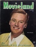 Van Johnson on the cover of Movieland (United States) - December 1944
