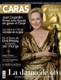 Meryl Streep on the cover of Caras (Colombia) - March 2012