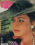 Studio Magazine [Yugoslavia (Serbia and Montenegro)] (26 May 1989)