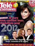 Télé 2 Semaines Magazine [France] (31 December 2011)