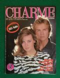 Robert Gligorov, Susie Sudlow on the cover of Charme (Italy) - September 1981