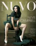 Neve Campbell on the cover of Nuvo (United States) - May 2008
