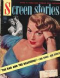 Lana Turner on the cover of Screen Stories (United States) - December 1952