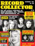 Record Collector Magazine [United Kingdom] (December 1992)