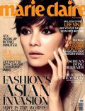 Angelica Lee on the cover of Marie Claire (Malaysia) - July 2013