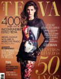 Isabeli Fontana on the cover of Telva (Spain) - November 2013