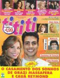 Tititi Magazine [Brazil] (12 October 2007)