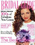 Rebecca Gayheart on the cover of Bride (United States) - January 1997