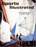 on the cover of Sports Illustrated (United States) - June 1961
