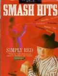 Smash Hits Magazine [United Kingdom] (4 June 1986)