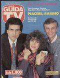 Guida TV Magazine [Italy] (17 December 1989)