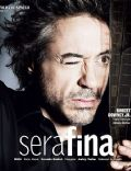 Robert Downey Jr. on the cover of Serafina (Brazil) - April 2013