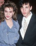 Alyssa Milano and Corey Haim