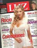 Juan Navarro, Rocio Guirao Diaz on the cover of Luz (Argentina) - March 2005