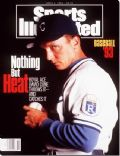 David Cone on the cover of Sports Illustrated (United States) - April 1993