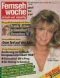 Fernsehwoche Magazine [Germany] (9 January 1988)