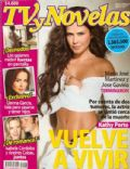 TV Y Novelas Magazine [Colombia] (10 April 2010)