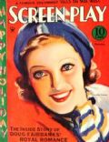 Loretta Young on the cover of Screen Play (United States) - January 1934
