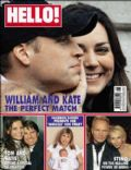 Hello! Magazine [United Kingdom] (27 February 2007)