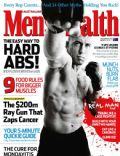 on the cover of Mens Health (Australia) - November 2011