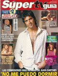Juan Darthés on the cover of TV Guia (Argentina) - May 2004