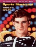 Bobby Orr on the cover of Sports Illustrated (United States) - December 1970