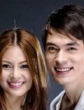 Jake Cuenca and Sam Pinto
