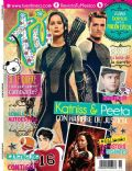 Jennifer Lawrence, Josh Hutcherson, The Hunger Games: Catching Fire on the cover of Tu (Mexico) - November 2013