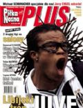 Edgar Davids on the cover of Pi Ka No Na Plus (Poland) - February 2002