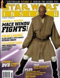 Samuel L. Jackson on the cover of Star Wars Insider (United States) - September 2001
