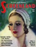 Loretta Young on the cover of Screenland (United States) - May 1932