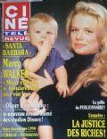 Cine Tele Revue Magazine [France] (16 November 1989)