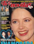 Andrea Del Boca on the cover of TV Y Novelas (Argentina) - August 1995