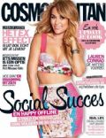 Lauren Conrad on the cover of Cosmopolitan (Netherlands) - April 2014
