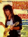 Young Guitar Magazine [Japan] (January 1989)
