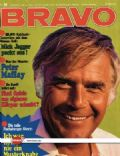 Joachim Fuchsberger on the cover of Bravo (Germany) - May 1971