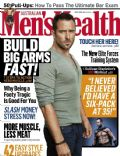 Sullivan Stapleton on the cover of Mens Health (Australia) - April 2014