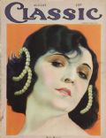 Pola Negri on the cover of Motion Picture Classic (United States) - August 1923